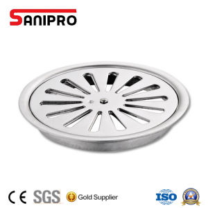 Ss304/201 Square Pop up Stainless Steel Floor Trap Drain pictures & photos