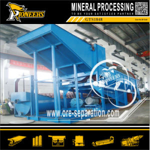 Trommel Plant Mobile Sand Screen for Gold Mineral Washing Process