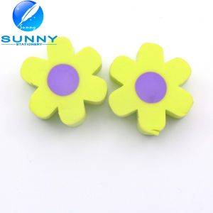 Hot Selling Flower Shaped Eraser pictures & photos