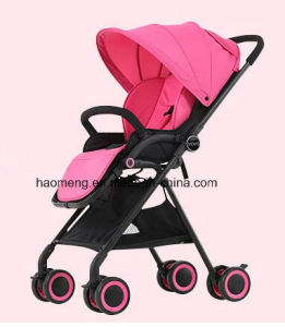Aluminium Alloy Baby Stroller with EVA Wheel