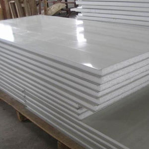 Color EPS Sandwich Panel for Wall of Prefab House pictures & photos