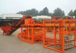 Qtj4-25 Fully Automatic Best Used Concrete Block Making Machine for Sale pictures & photos