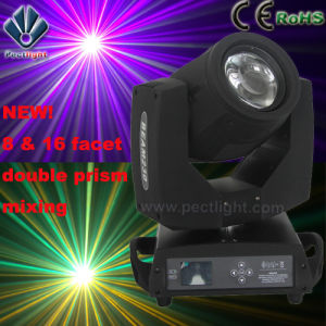 Double Prisms 7r 230W Sharpy Beam Moving Head Light pictures & photos