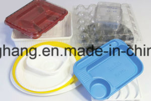 Donghang High-Speed Vacuum Forming Machinery Dh50-71/120 pictures & photos