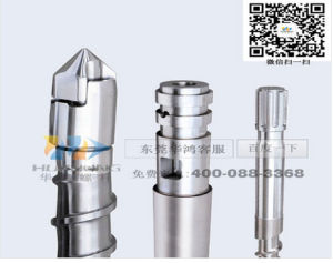 Screw /Barrel for Plastic Recycling Industry