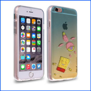Super Thin IMD Phone Case for iPhone Samsung with Custom Pattern Design pictures & photos