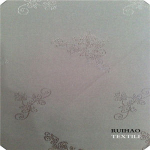 Polyester Jacquard Lining Fabric for Garment Lining, Suit Lining