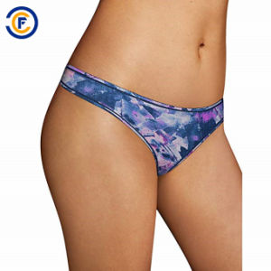 5964cc43502 China New Style Women Sexy Lingerie Thong Underwear - China ...