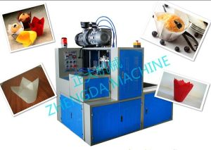 Full-Automatic Tulip Paper Cup Machine
