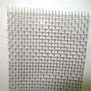 China Supplier 100 Micron Stainless Steel Wire Mesh pictures & photos