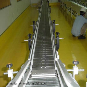 Stainless Steel Slat Conveyor System and Slat Conveyor pictures & photos