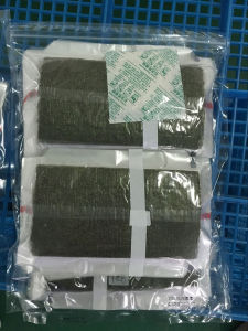 Roasted Seaweed Yaki Sushi Nori pictures & photos