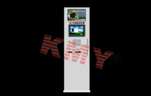 Dual Screen Self-Service Kiosk for Lottery pictures & photos