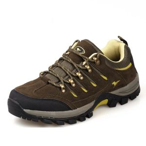 Trekking Sports Climbing Hiking Boots for Men (AK8882) pictures & photos