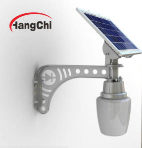 New Design Outdoor Wall Mounted Solar Garden Light