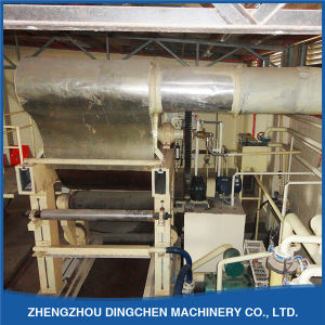 DC-787mm High Quality Small Scale Toilet Tissue Paper Making Machine pictures & photos