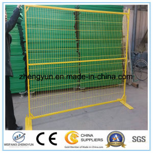 Construction Building Temporary Fencing for Canada