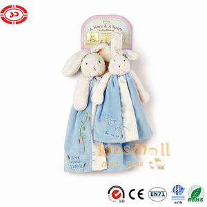 Blue Bunny Fancy Plush CE Baby Care Best Gift Blanket pictures & photos