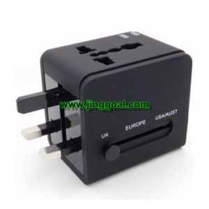 Euro EU European Travel Plug Adapter pictures & photos