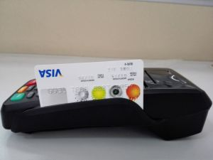Highly Secured Smart EMV Payment POS Terminal for Banking System pictures & photos