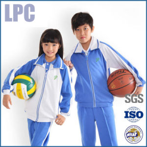 2016 OEM Spring Sport High Quality School Uniform pictures & photos
