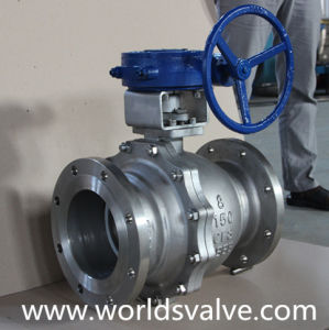 Class150 Stainless Steel Ball Valve