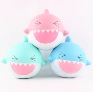 Wholesale Super Big Stress Release Toy Shark Squishy Jumbo 161g