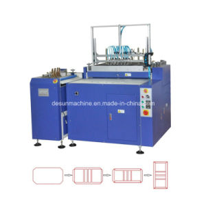 Yx-900s Most Competitive Semi-Automatic Hardcover/Case Making Machine (Covering Machine)