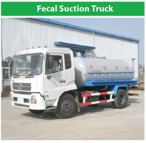 Cleanout Fecal Suction Truck