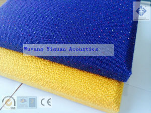 Eco-Friendly Fabric Acoustic Wall Panel for Home Decor (SBECFF25) pictures & photos