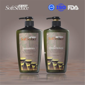 Soft Seduce Pure Organic Argan Oil Shampoo Used for Personal Care, OEM