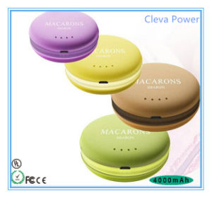 New Design Mobile Power Bank with Hand Warmer