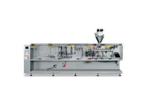 Horizontal Twin-Sachet Powder Packing Machine with Dxdh-F180t Model pictures & photos