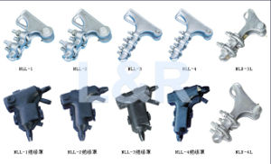 Bolt Type Aluminum Alloy Dead End Clamp pictures & photos