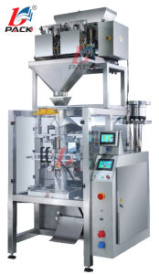 Linear Weigher Food Packing Machine
