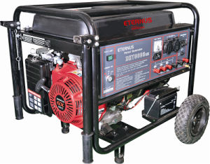 Stable New Design Gasoline Generator (BH7000DX) pictures & photos