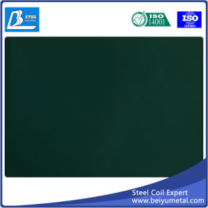 Matt Color Coated Steel Prepainted Metal Sheet in Coil pictures & photos