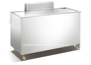 Stainless Steel Japanese Teppanyaki Plate Teppanyaki Griddle Induction Teppanyaki Grill Table pictures & photos