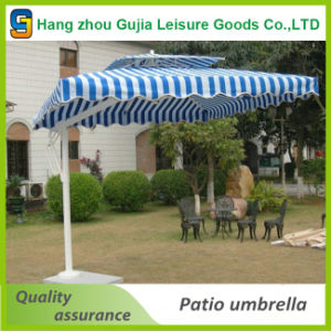 Patio Promotional Outdoor Umbrella for Hotel / Swimming Pool /Resort