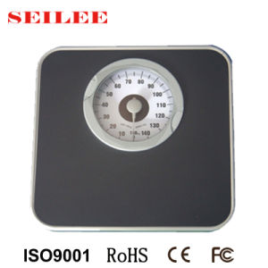 Mechanical Bathroom Weight Scale with ABS Plastic pictures & photos