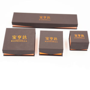 Retro Style Fashion Wedding Paper Gift Packaging Box (J78-E) pictures & photos