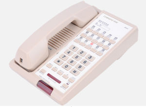 Hotel Telephone, Corded Phone, Handsfree Phone, Speaker Phone pictures & photos
