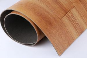 Pvc Vinyl Flooring Roll Sheet Tile