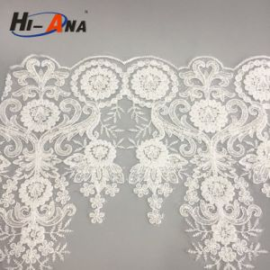 Rapid and Efficient Cooperation Finest Quality Embroidery Lace pictures & photos