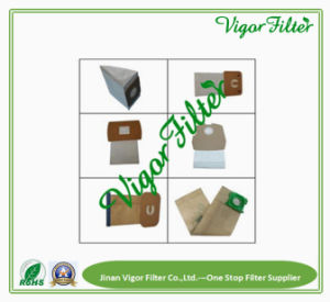 Oreck Buster Filter Bag for House Vacuum Cleaner pictures & photos