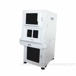 Best Fiber Color Laser Marking Machine Price pictures & photos