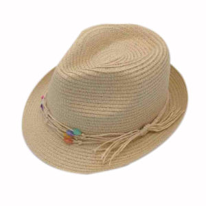 Paper Fedora Hat for Girl pictures & photos