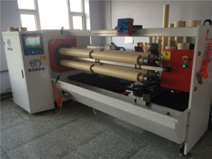 Exchange Air Shaft Cutting Machine for Paper
