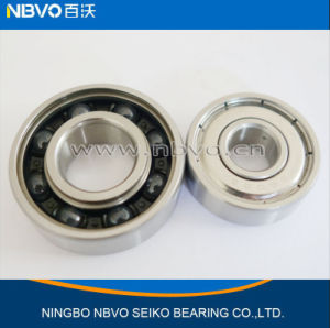 High Performance 6204 Low Noise Insocoat Full Ceramic Bearing