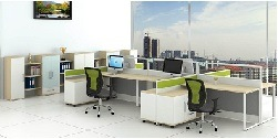Modern Style Premium Staff Partition Workstations Office Desk (PS-LNPS-05) pictures & photos